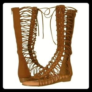 NIB Carlos Santana Tanner women's gladiator sandal